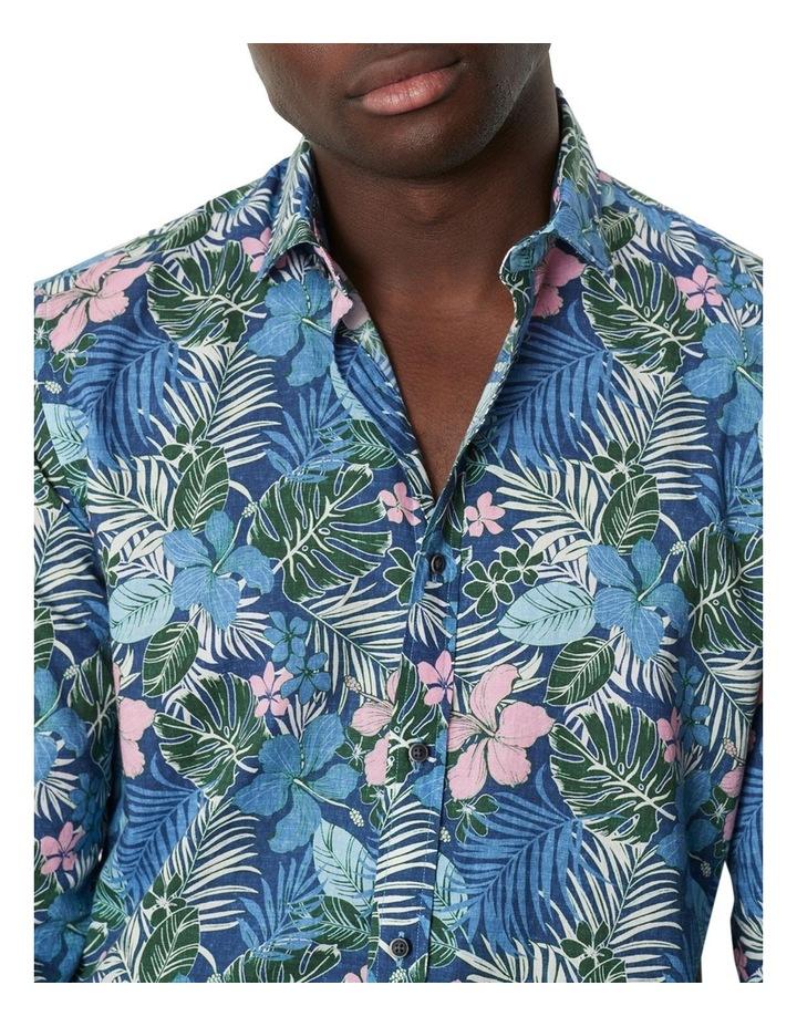 M.J. Bale Quimby Floral Shirt image 3