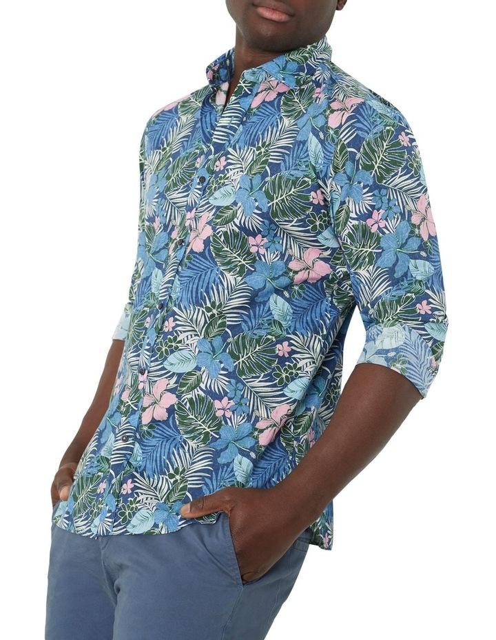 M.J. Bale Quimby Floral Shirt image 5