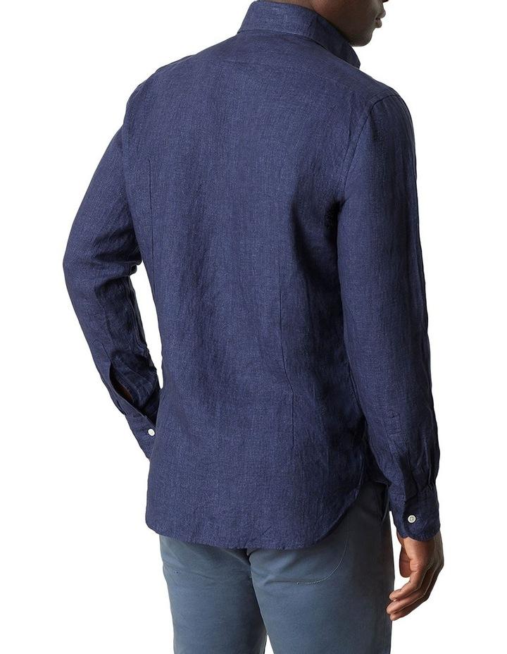 Bradfield Tuxedo Linen Shirt image 4