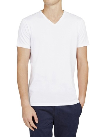 ea2dd2137bf French Connection Classic V Neck T-Shirt