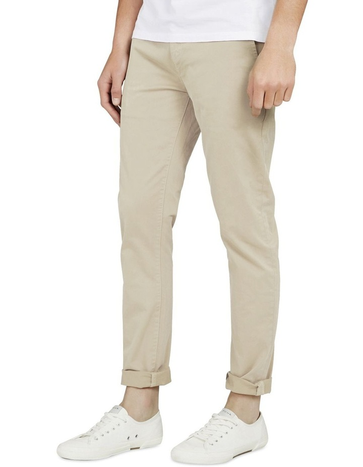 Slim Fit Stretch Chino Pant image 2