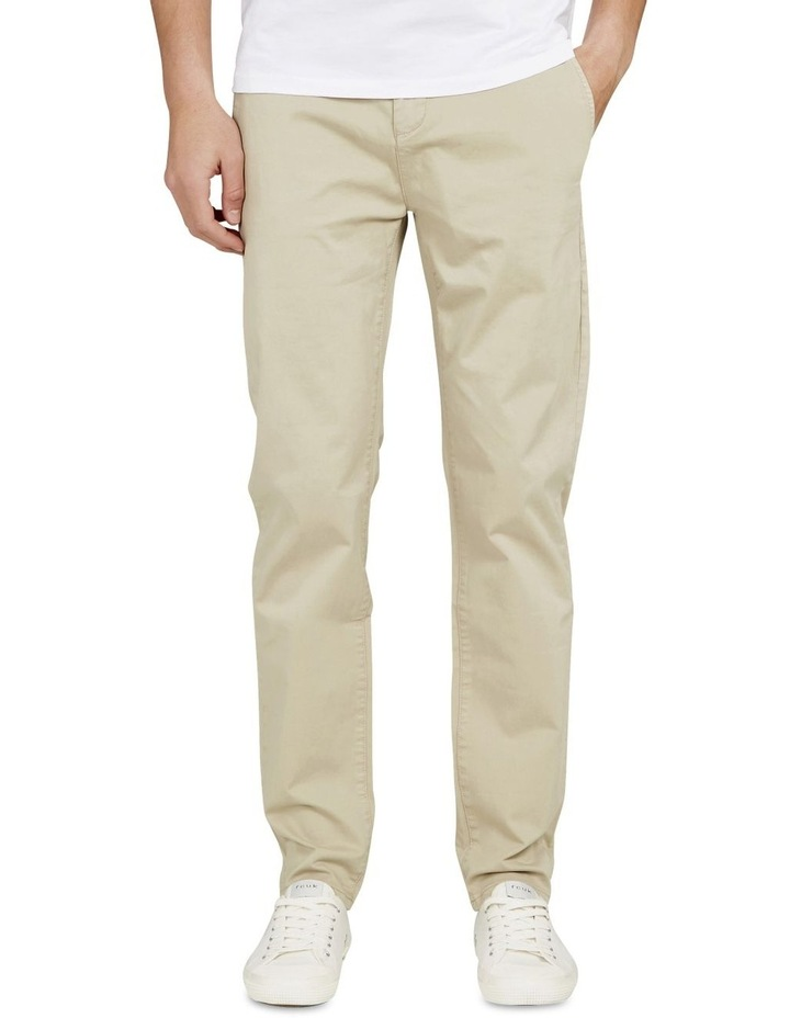 Regular Fit Stretch Chino Pant image 1