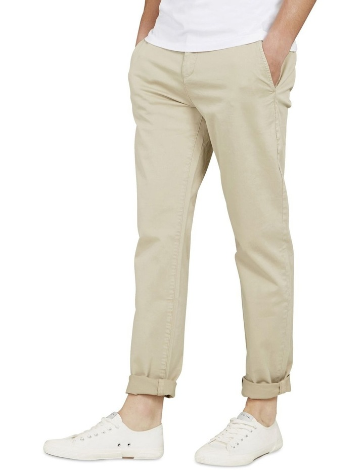 Regular Fit Stretch Chino Pant image 2