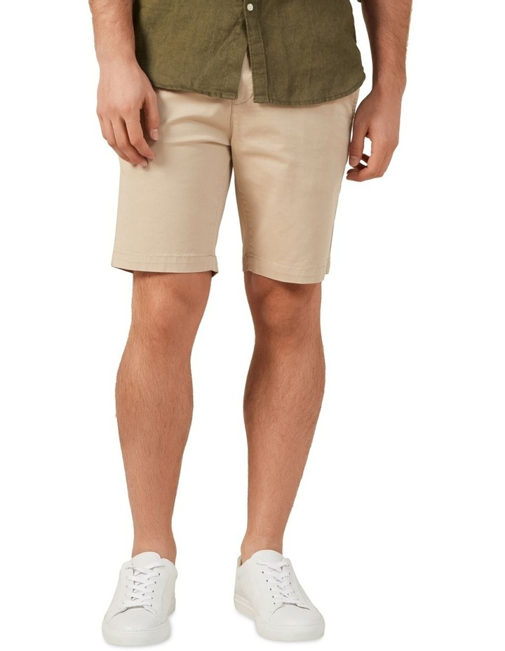 Slim Fit Chino Short image 1