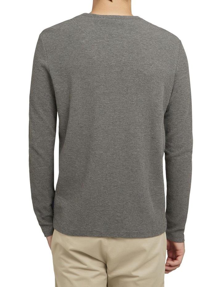 Waffle Long Sleeve T Shirt image 3