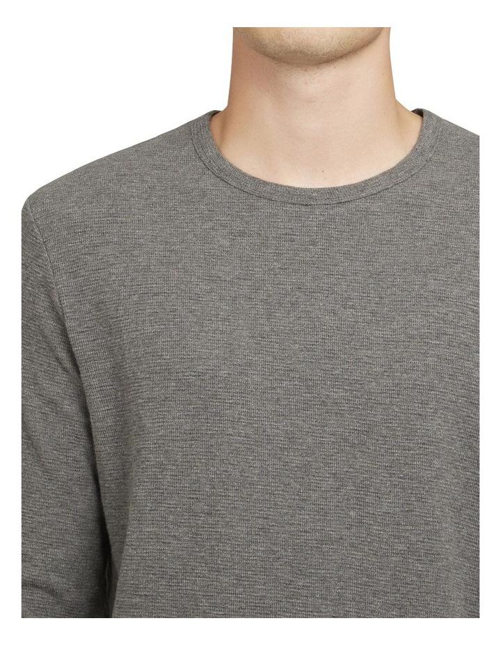 Waffle Long Sleeve T Shirt image 4