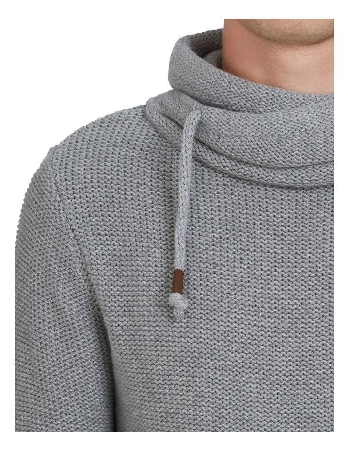 Wrap Collar Knit image 4