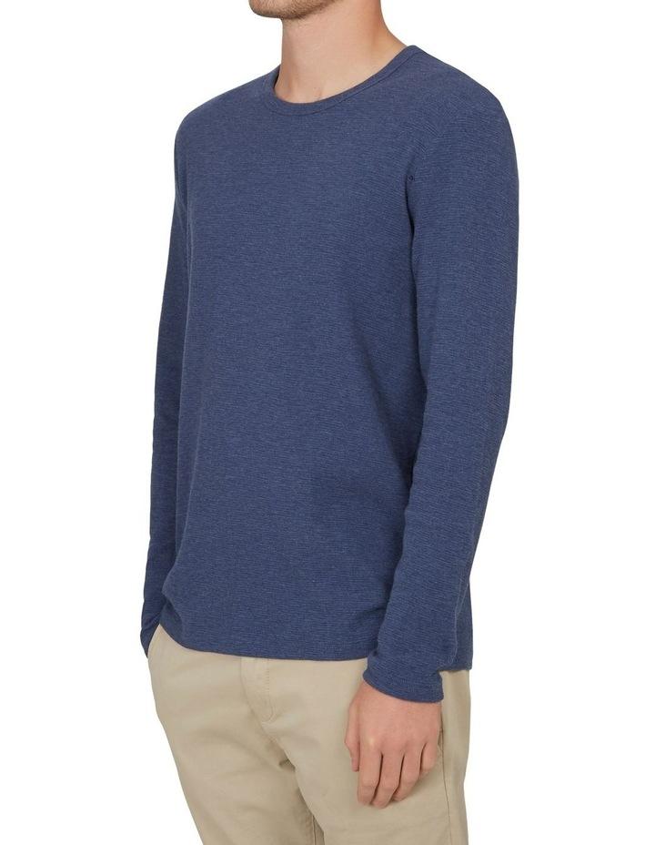 Waffle Long Sleeve T Shirt image 2