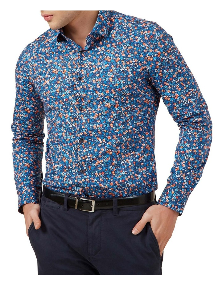 Garden Floral Tailored Fit Shirt image 3