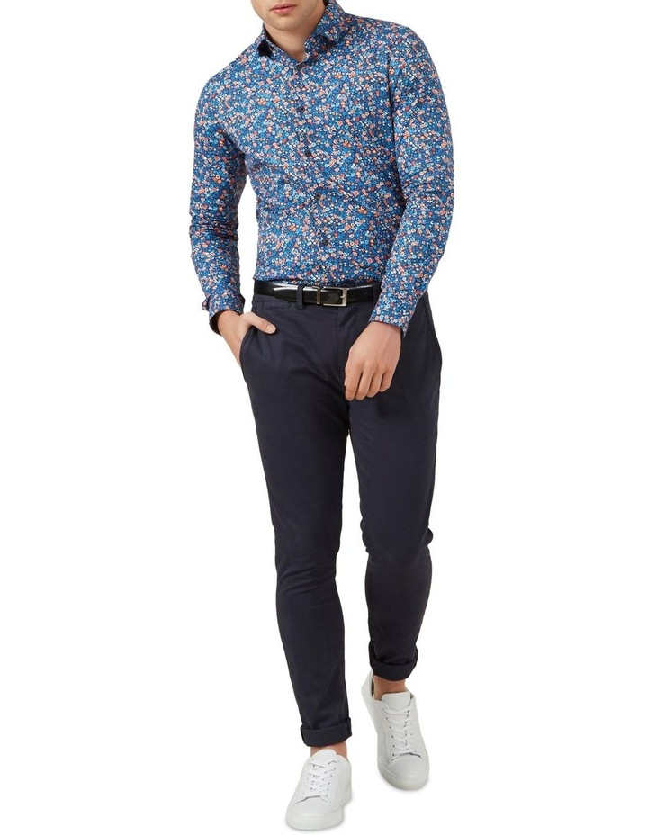 Garden Floral Tailored Fit Shirt image 4