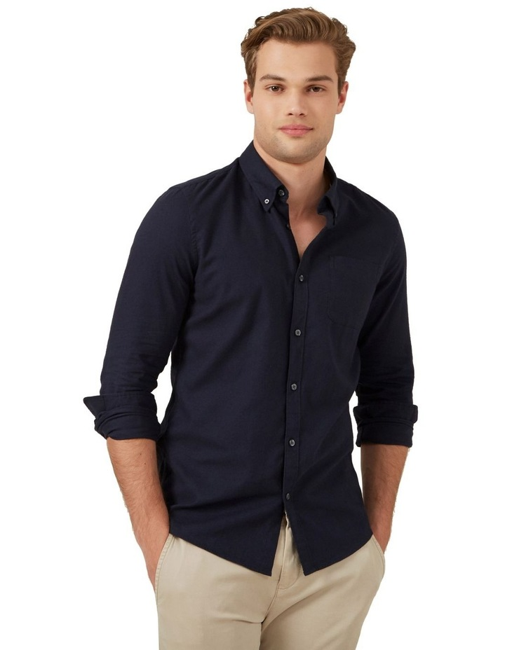 Oxford L/S Custom Fit Shirt image 1