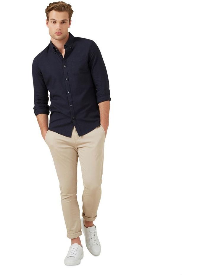 Oxford L/S Custom Fit Shirt image 2