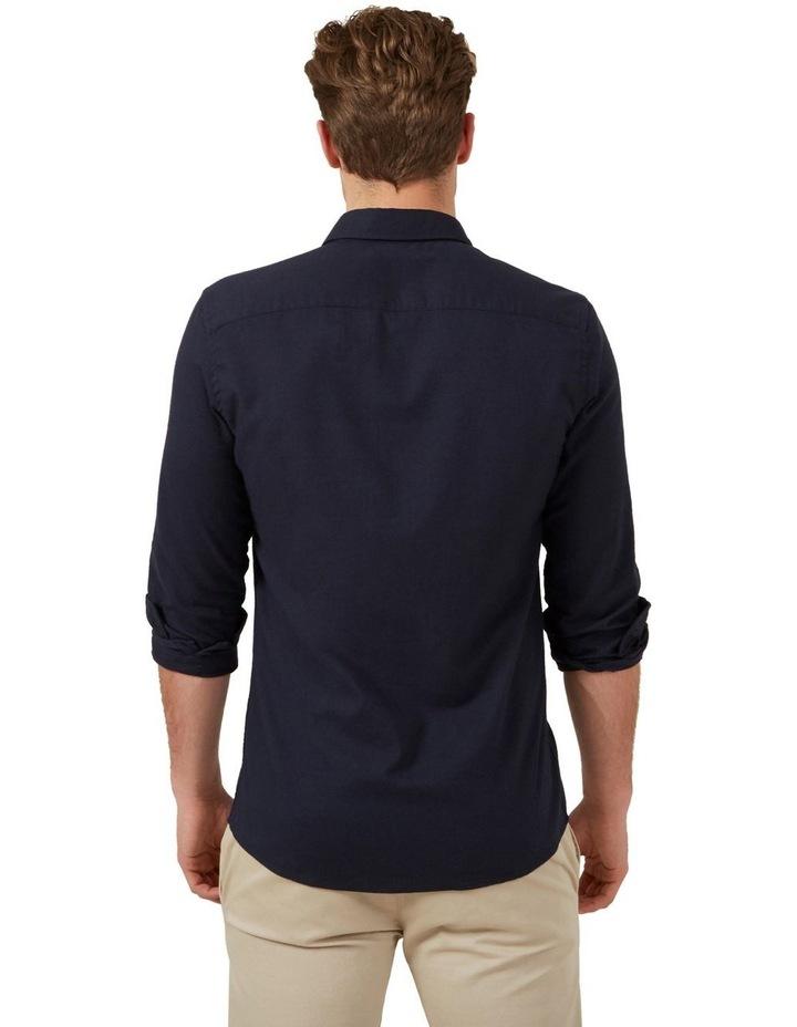 Oxford L/S Custom Fit Shirt image 3