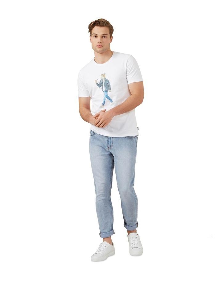 Hipster Cheetah T Shirt image 2