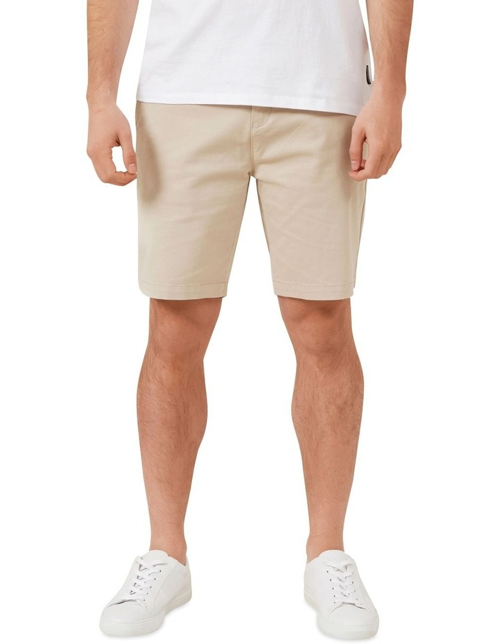 Relaxed Fit Chino Short image 1