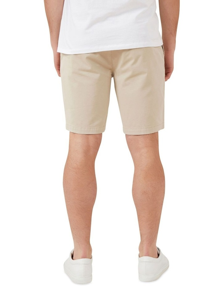Relaxed Fit Chino Short image 2