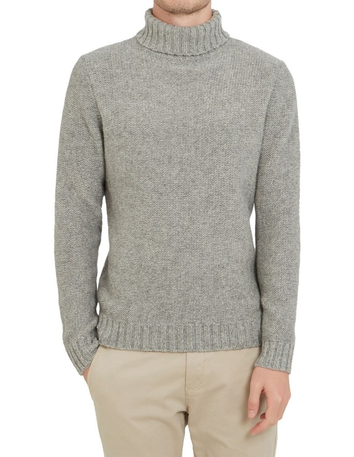 Turtle Neck Knit image 1