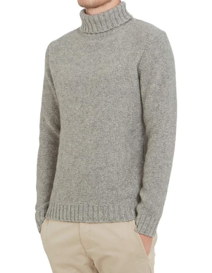 Turtle Neck Knit image 2