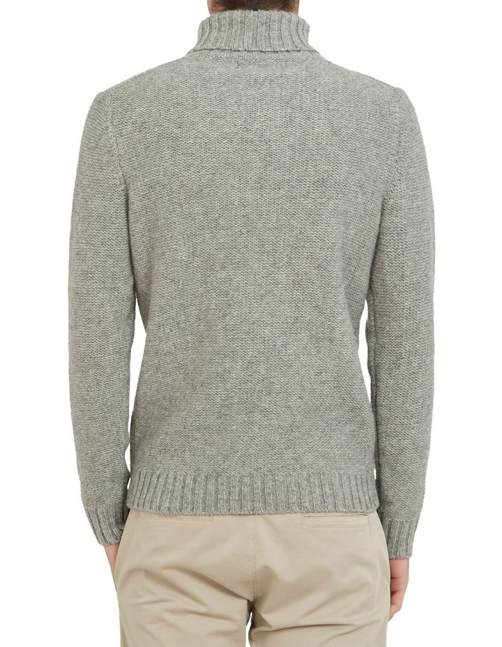 Turtle Neck Knit image 3