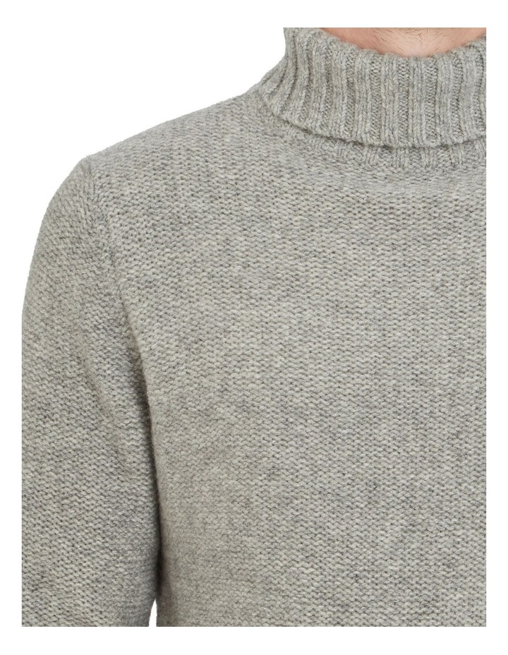 Turtle Neck Knit image 4