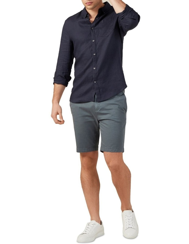 Slim Fit Stretch Chino Short image 2