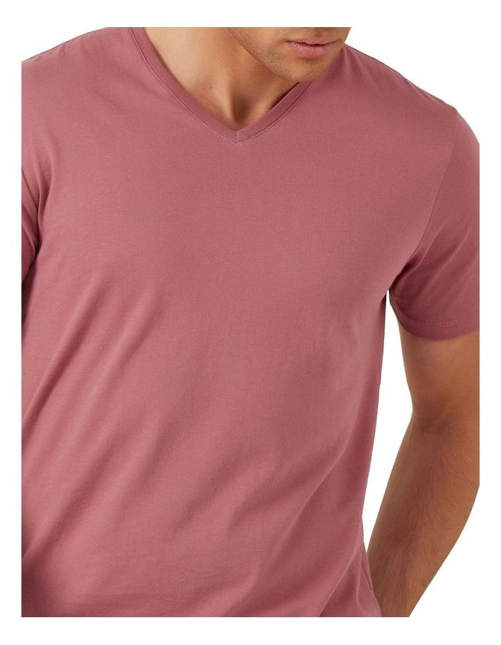 Classic V Neck T Shirt image 3