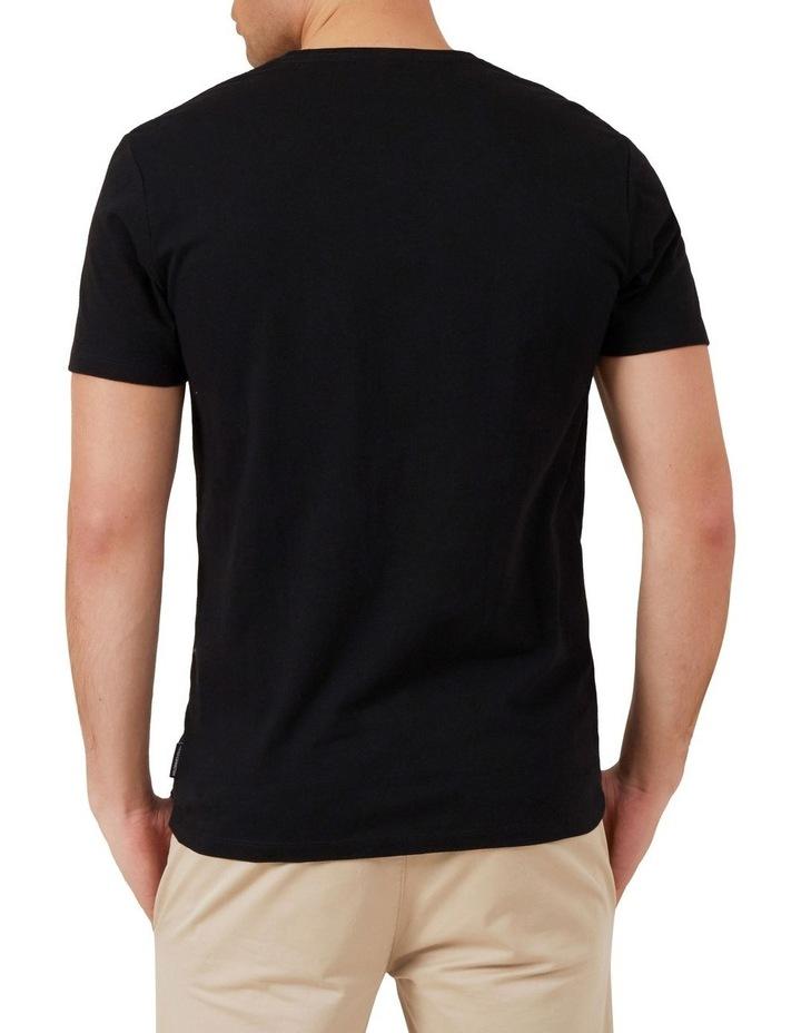 Classic V Neck T Shirt image 5