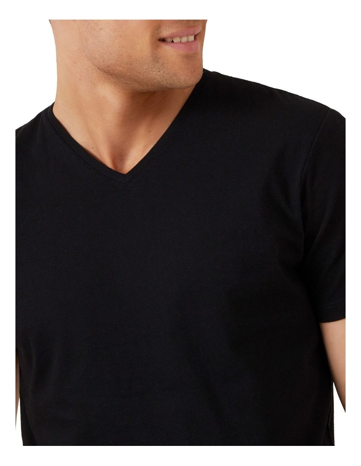 Classic V Neck T Shirt image 6