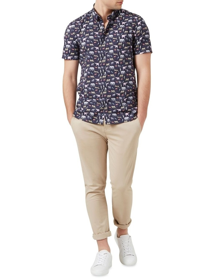 Exotic Animal S/S Classic Fit Shirt image 2