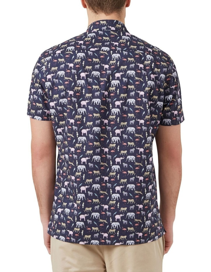 Exotic Animal S/S Classic Fit Shirt image 3