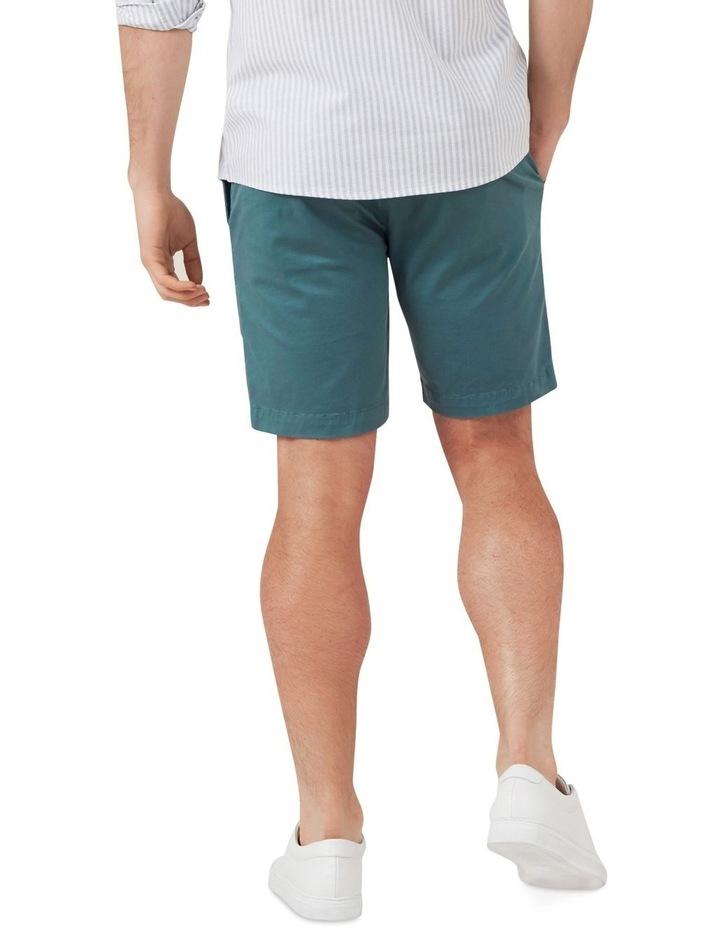 Slim Fit Stretch Chino Short image 3