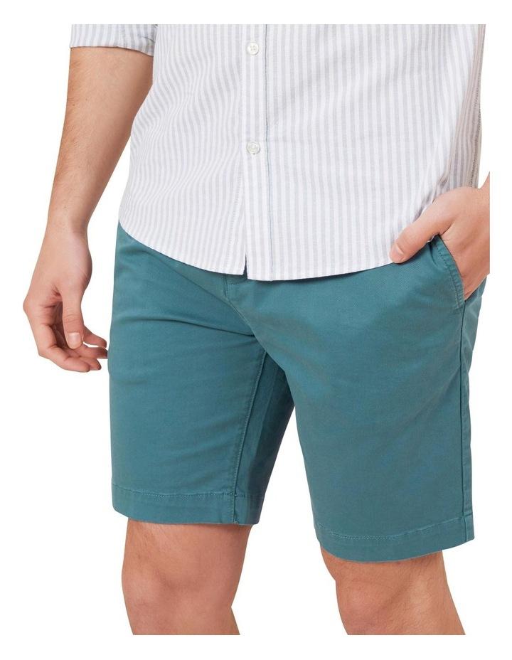 Slim Fit Stretch Chino Short image 4