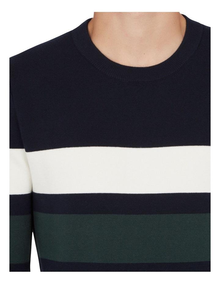 Block Stripe Knit image 4
