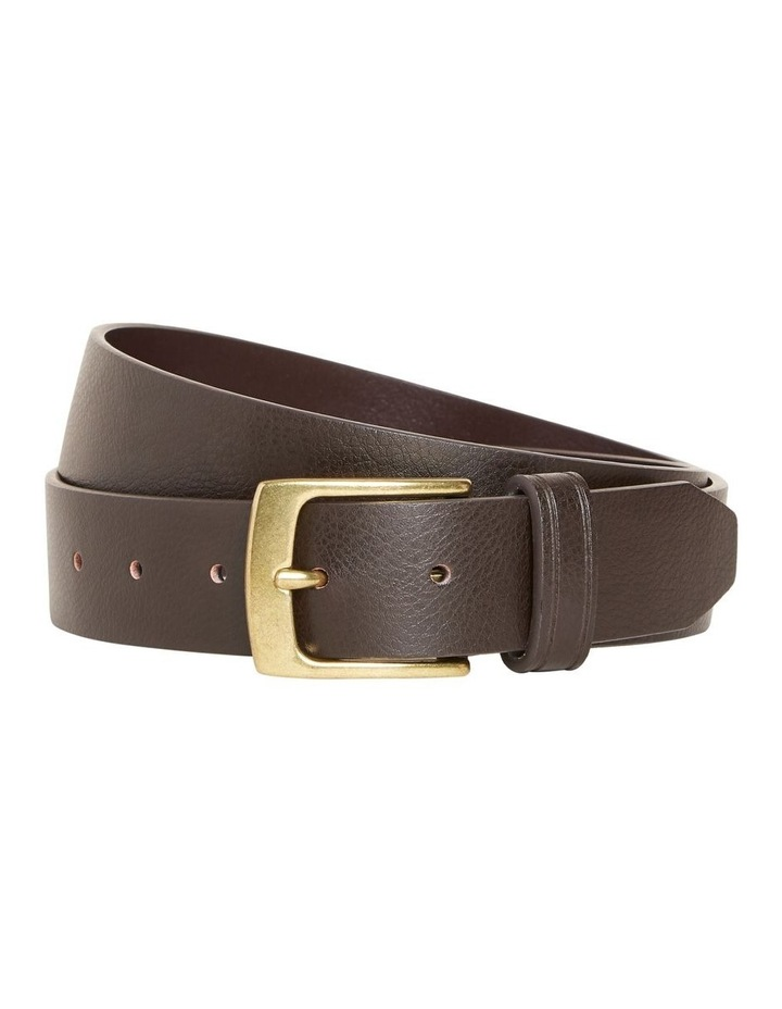 Classic Leather Belt image 1