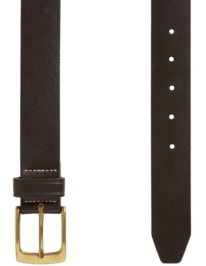 Classic Leather Belt image 2