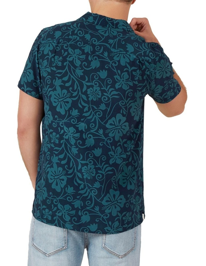 Beach Floral Camp Collar Shirt image 3