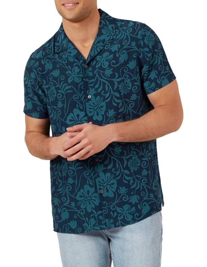Beach Floral Camp Collar Shirt image 5
