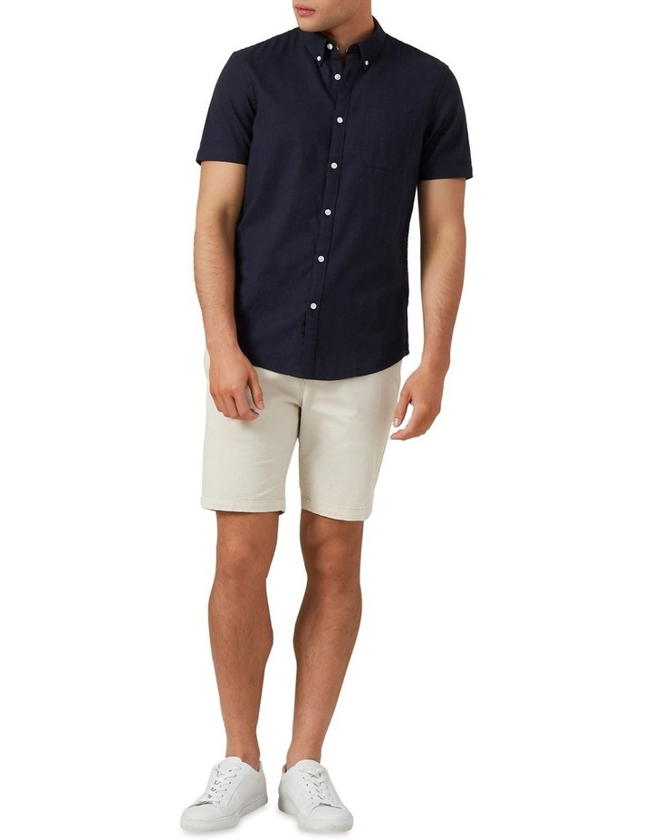 Oxford Short Sleeve Custom Fit Shirt image 2