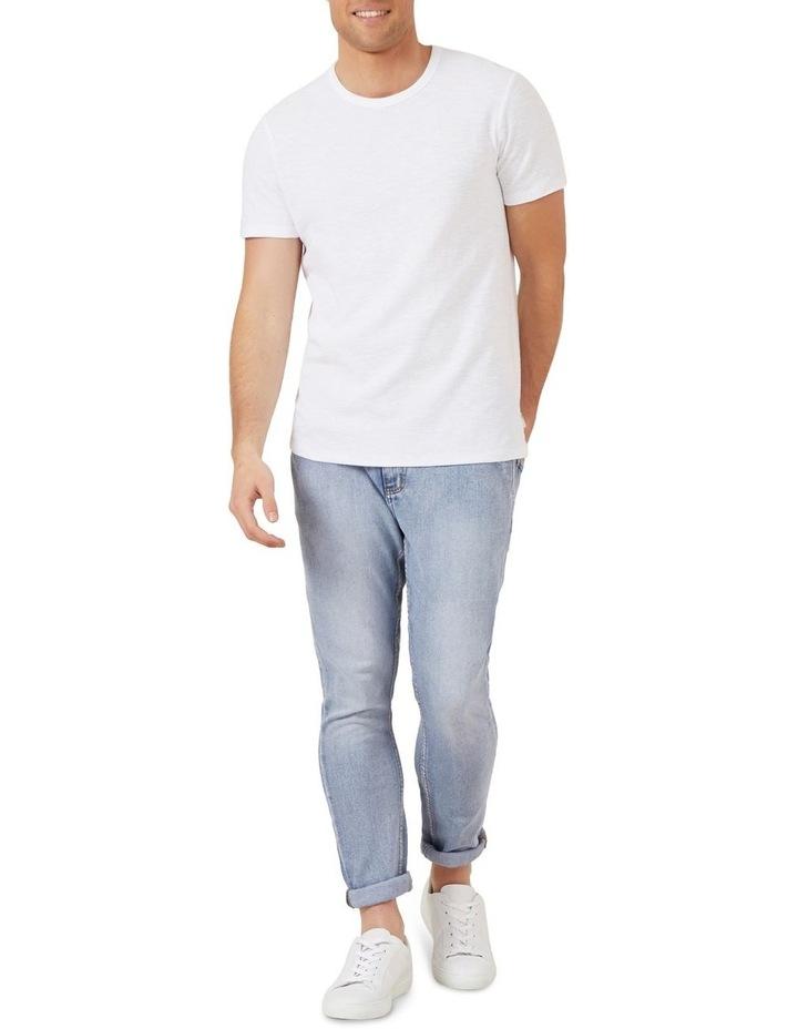 Waffle Short Sleeve T Shirt image 2