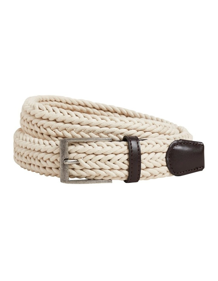 Rope Plaited Belt image 1