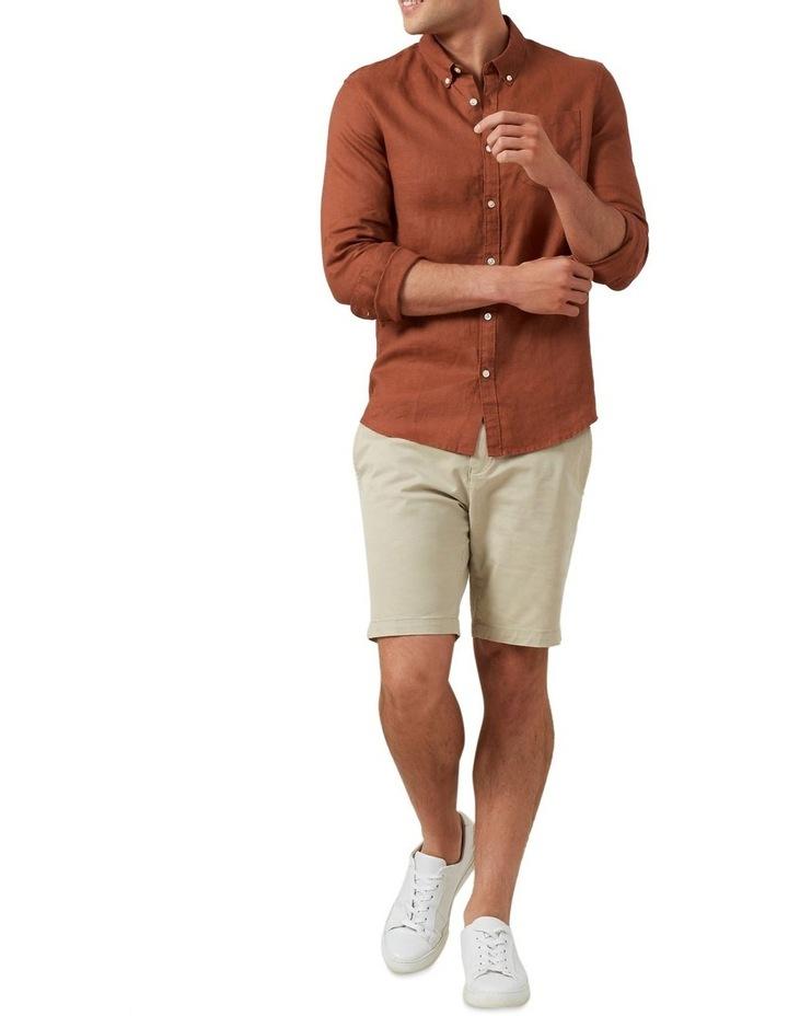 Linen Classic Fit Shirt image 2