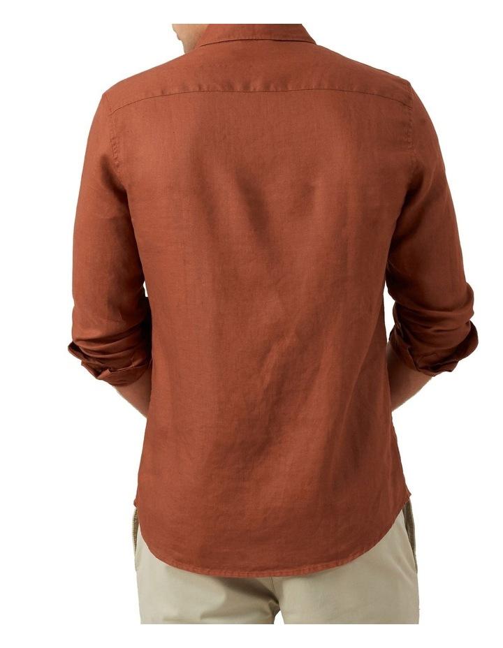 Linen Classic Fit Shirt image 3