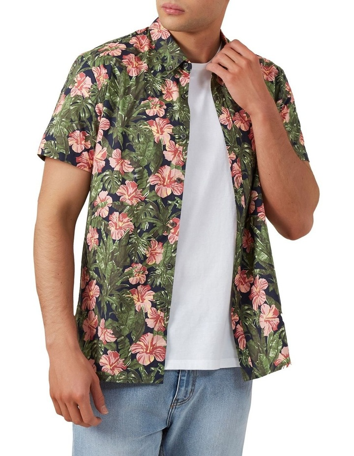 Aloha Floral Classic Fit Shirt image 1