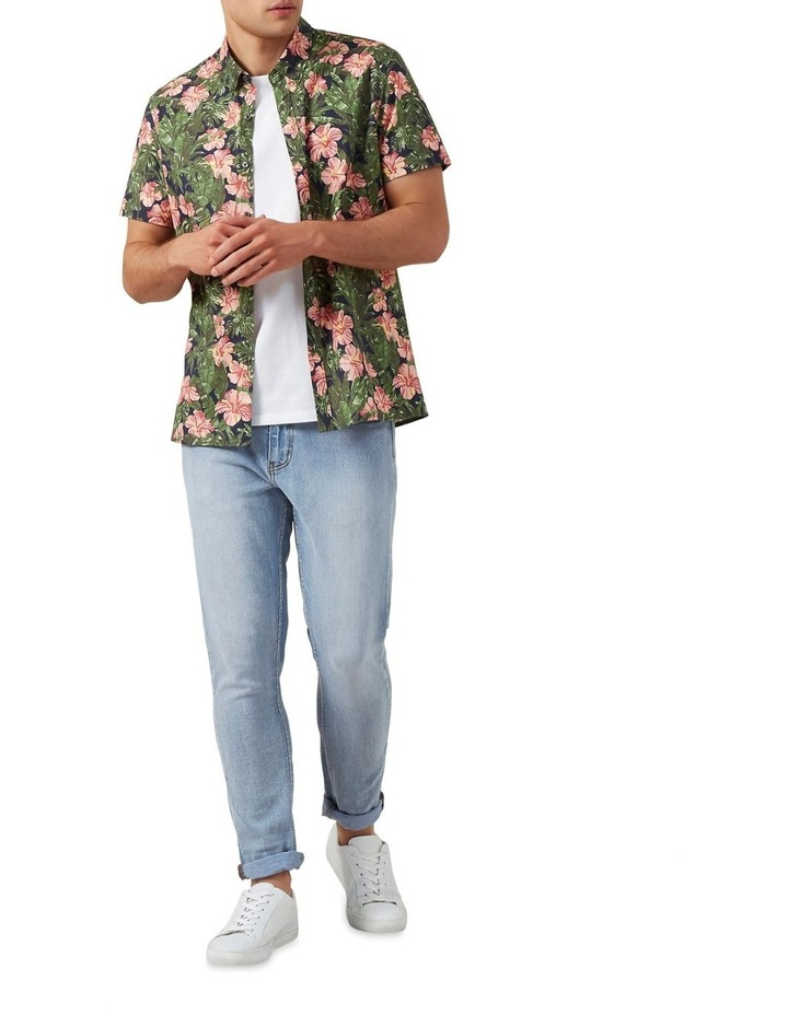 Aloha Floral Classic Fit Shirt image 2