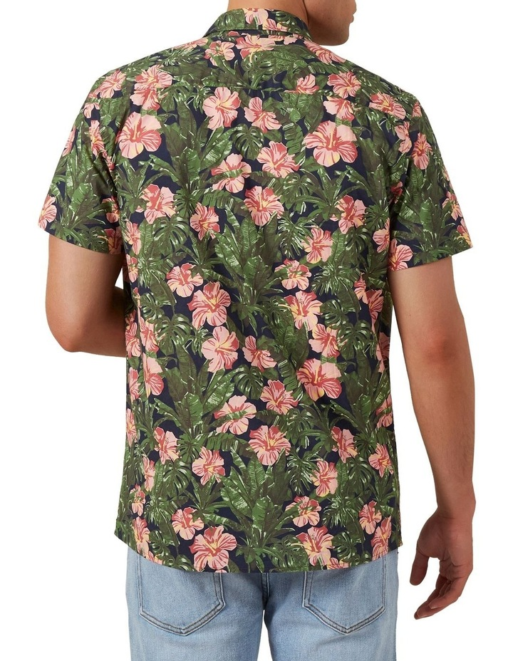 Aloha Floral Classic Fit Shirt image 3