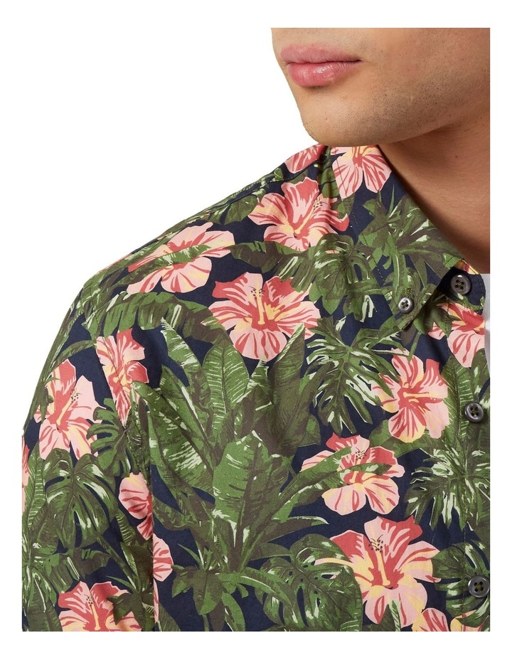 Aloha Floral Classic Fit Shirt image 4