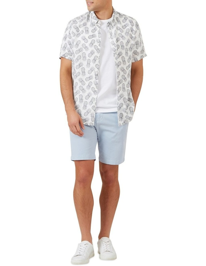 Pineapple Linen Classic Fit Shirt image 2