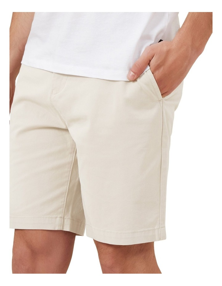 Relaxed Fit Chino Short image 4