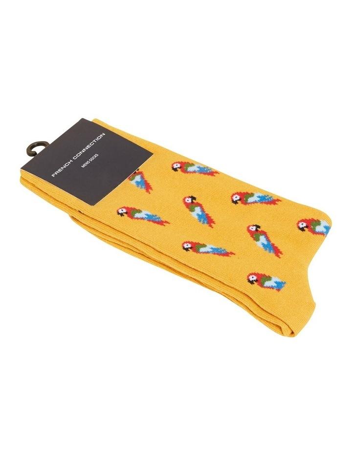 Parrot 1 Pk Socks image 2