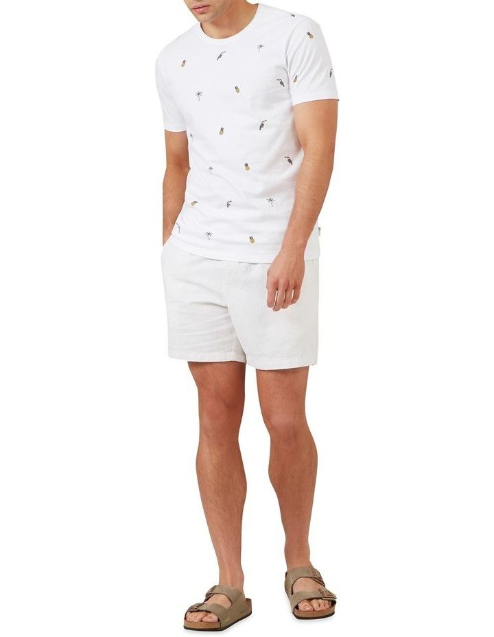 Tropical Print T Shirt image 2